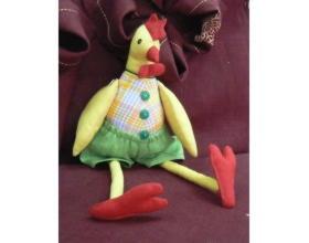 Кукла сувенирная декоративная Петруха