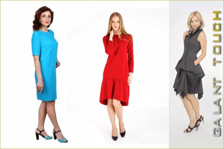 -30% на женскую одежду Galant Touch