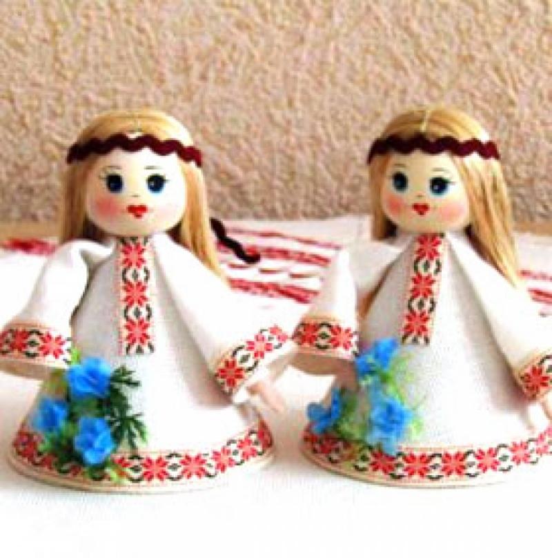 Куклы сувенирные P016