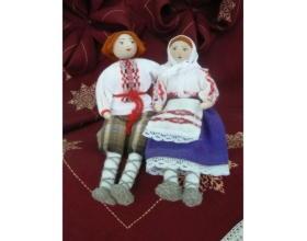 Куклы декоративные