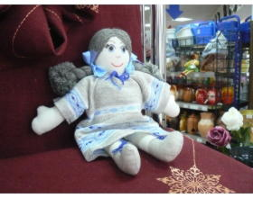 Кукла декоративная Василиса