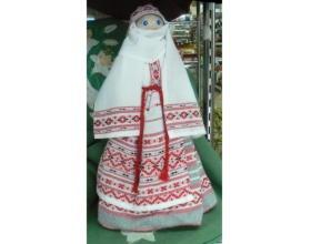 Кукла сувенирная декоративная Беларусочка