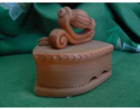 Скульптура Утюг (сувенир)