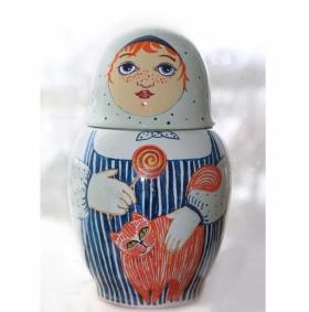 Сувенир керамический