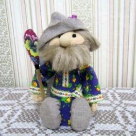 Кукла сувенирная P0010