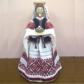 Кукла сувенирная MG001