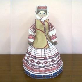 Кукла сувенирная MG002