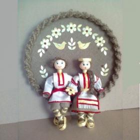 Куклы сувенирные MG005