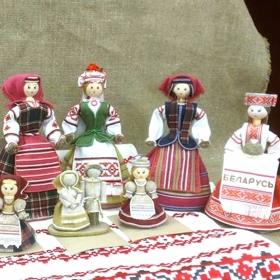 Куклы сувенирные MG007