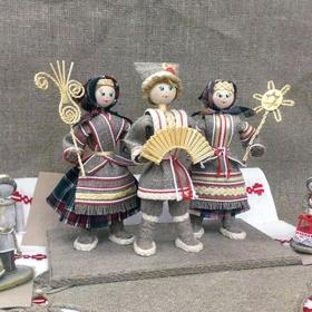 Куклы сувенирные MG008