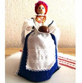Кукла сувенирная P013