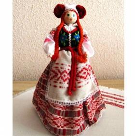 Кукла сувенирная P014