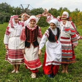 Народный костюм SC030