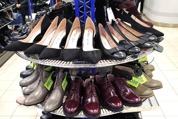 Новая весенняя коллекция женской обуви Lady One