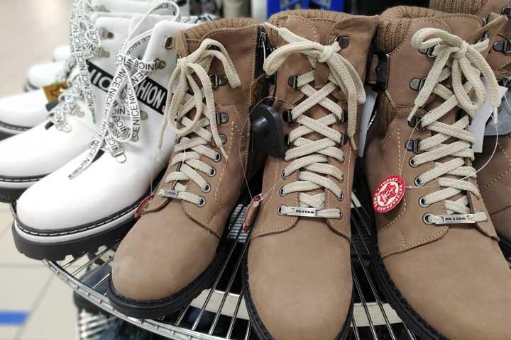 В широком ассортименте представлены коллекции обуви осень-зима!