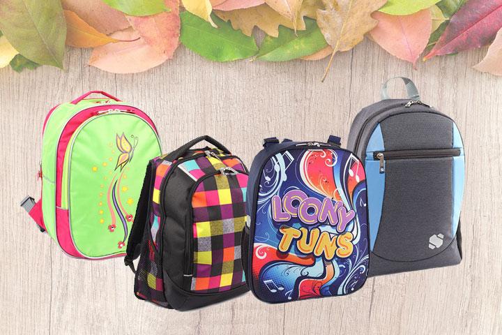 """Выбирайте школьный рюкзак в """"Кирмаше""""!"""