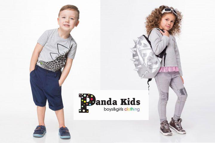 -30%на детскую одежду ТМ «Pandakids»
